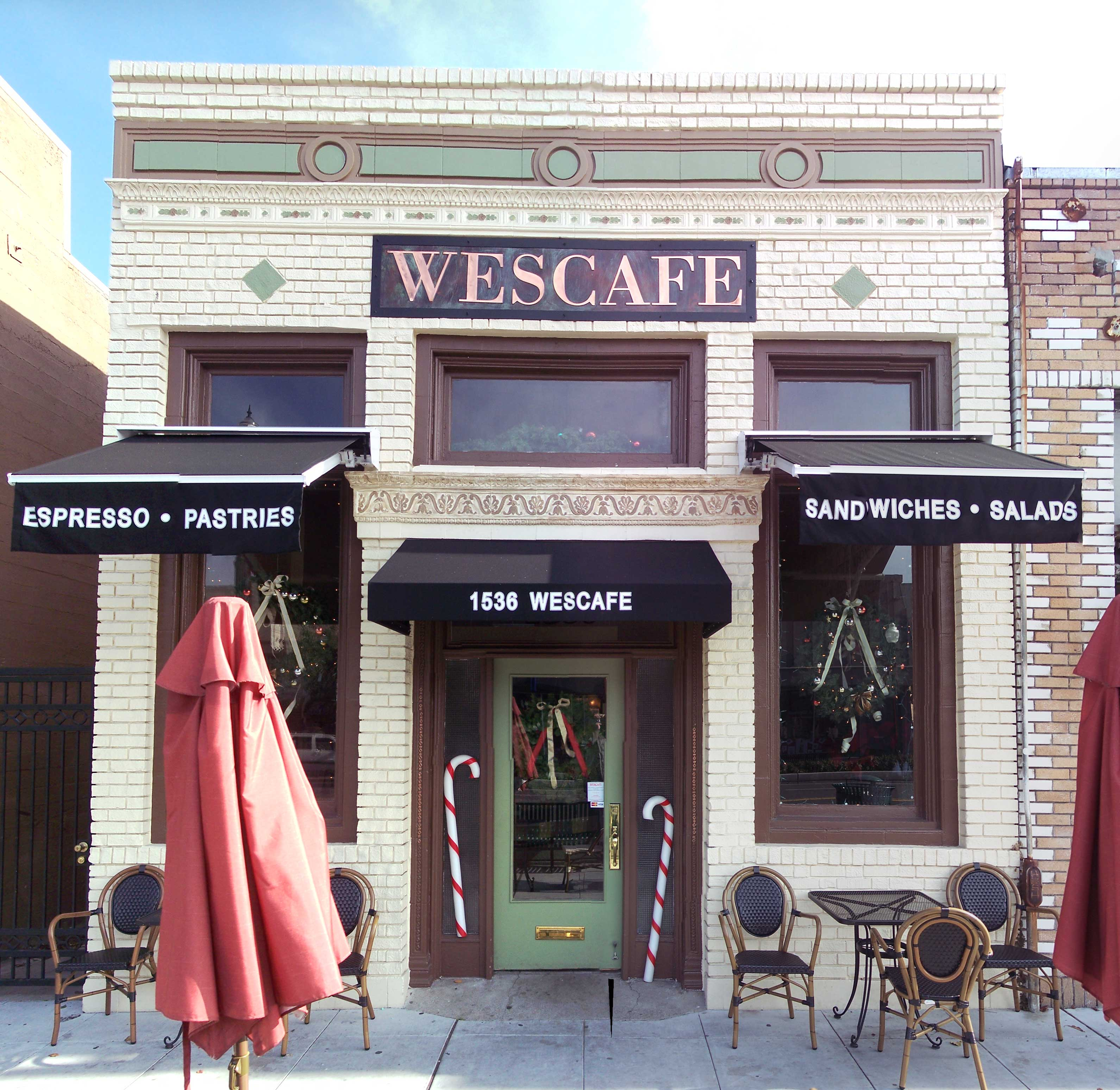 West Cafe Alameda